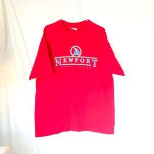 Vintage Newport Rhode Island  T-shirt